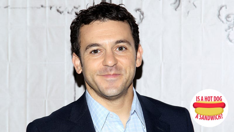 Illustration for article titled Hey Fred Savage, is a hot dog a sandwich?