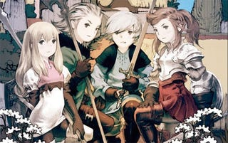 Illustration for article titled The 4 Heroes Of Light May Be Your Next Final Fantasy Fix