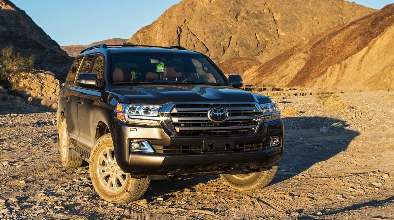 Illustration for article titled Land Cruiser Canceled? Here's Toyota's Non-Denial Denial