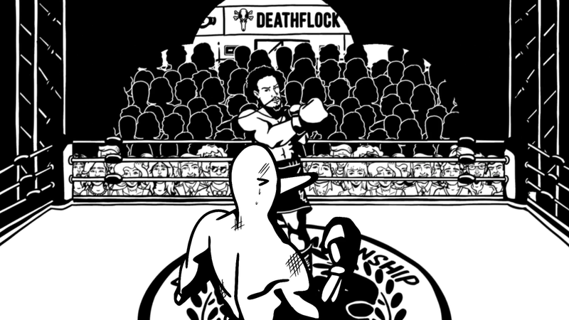 Illustration for article titled A Punch-Out Successor Starring A Boxing Duck