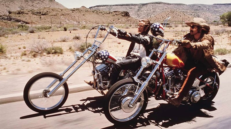 Illustration for article titled Easy Rider (1969)