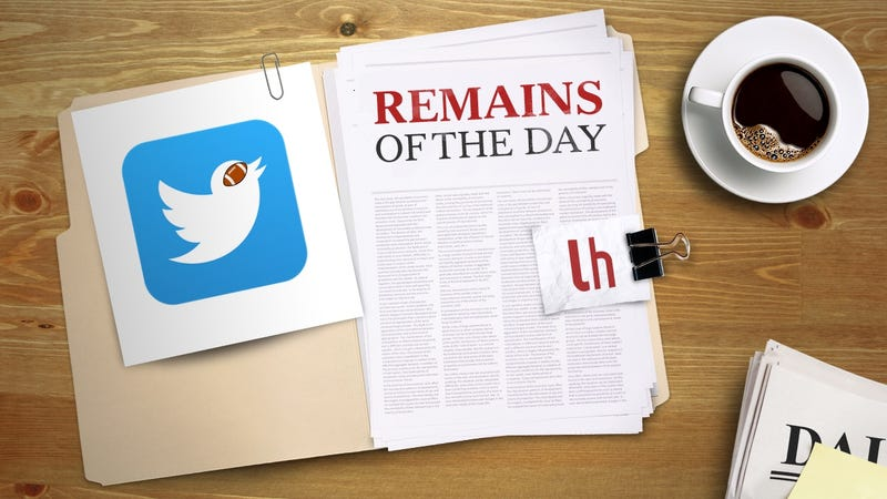 Illustration for article titled Remains of the Day: Twitter to Stream NFL Games This Fall