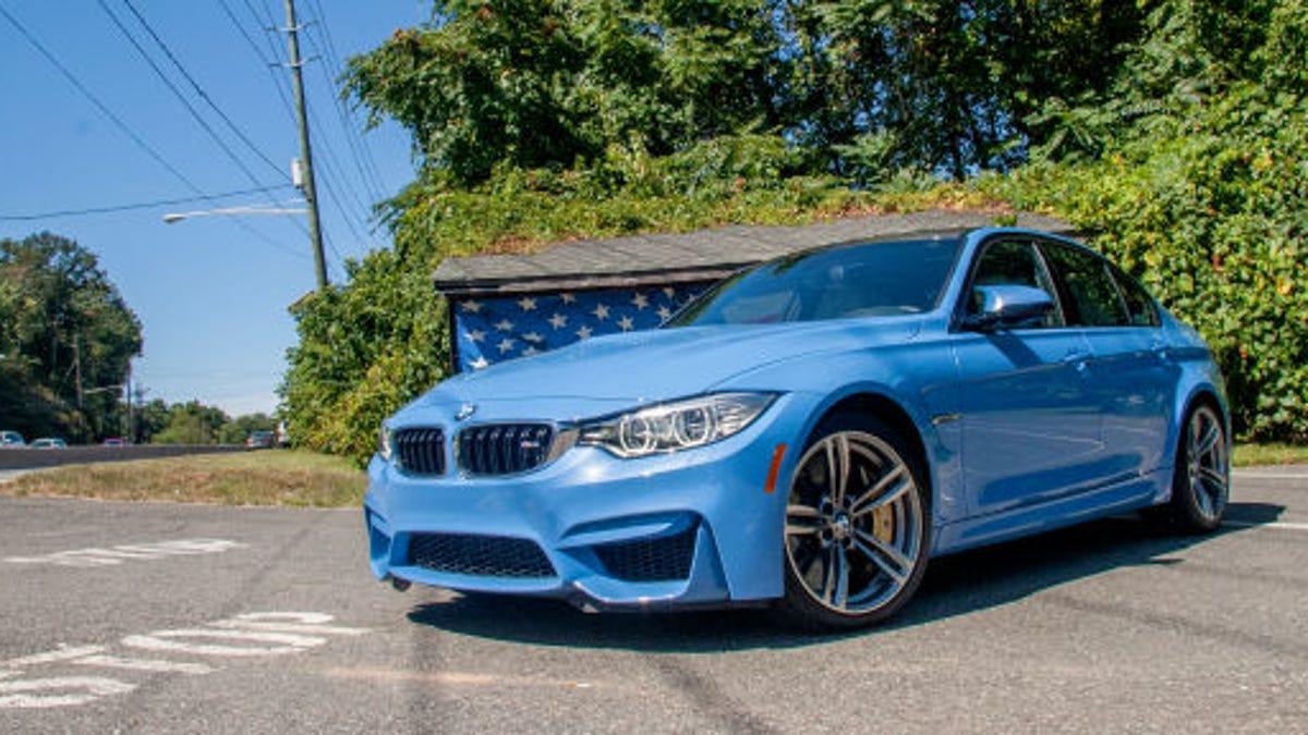 2015 Bmw M3 The Jalopnik Review