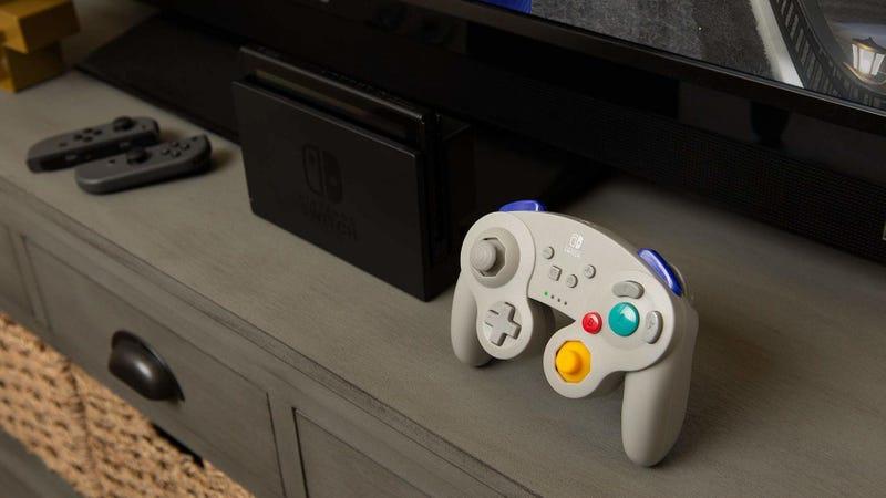 PowerA Wireless GameCube Controller For Switch | $40 | Amazon