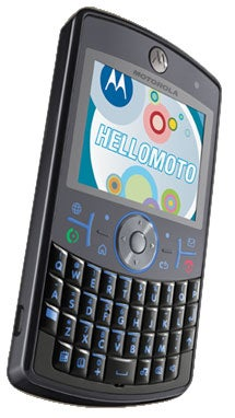Illustration for article titled Motorola Q Goes Global with Moto q9 and Moto GSM