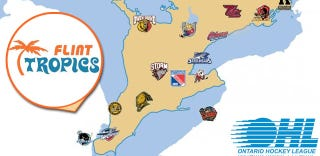 Illustration for article titled The Flint Tropics Might Be Coming To The OHL