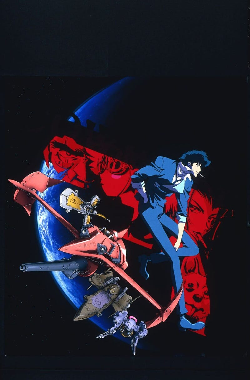 Illustration for article titled Cowboy Bebop: The Complete Series Premium Set (Amazon Exclusive)