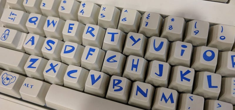 Illustration for article titled Build-A-Bear Have Some Great Keyboards