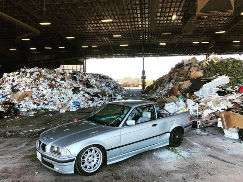 Illustration for article titled Make a Great Awful Decision: Buy This E36 Drift Pickup