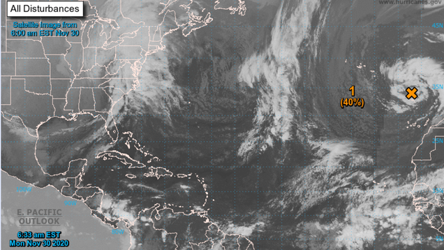 Hurricane Season From Hell Ends—With the Potential for Another Storm