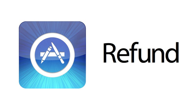 Illustration for article titled How to Get a Refund from the App Store