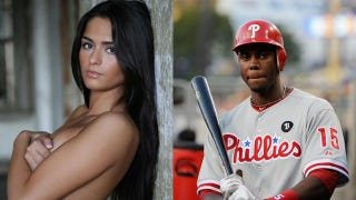 Illustration for article titled Phillies OF John Mayberry, Jr. Has Requested That His Agents Set Him Up With The Sexy Mermaid From Pirates Of The Caribbean