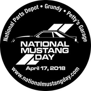 Illustration for article titled Happy National Mustang Day!