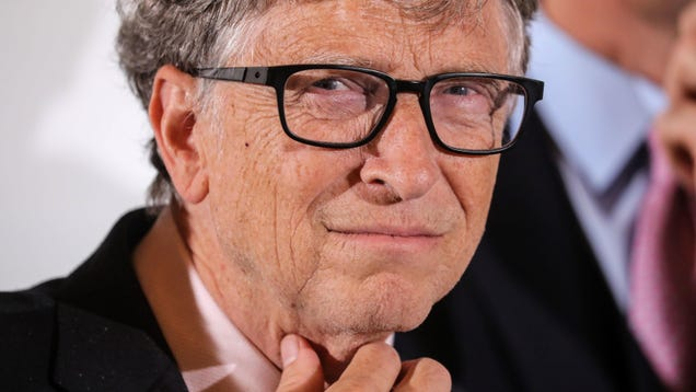 Bill Gates Sucks at Being the Most Billionaire