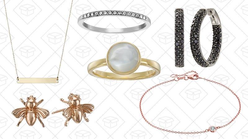 Amazon Jewelry Gold Box