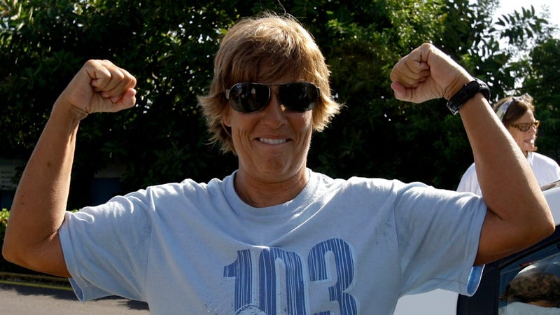 Illustration for article titled Diana Nyad Will Swim a Mere 48 Continuous  Hours for Sandy Relief