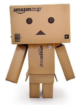 Illustration for article titled The Actual Best Amazon Product You Will See Today: Shipping Box Robot