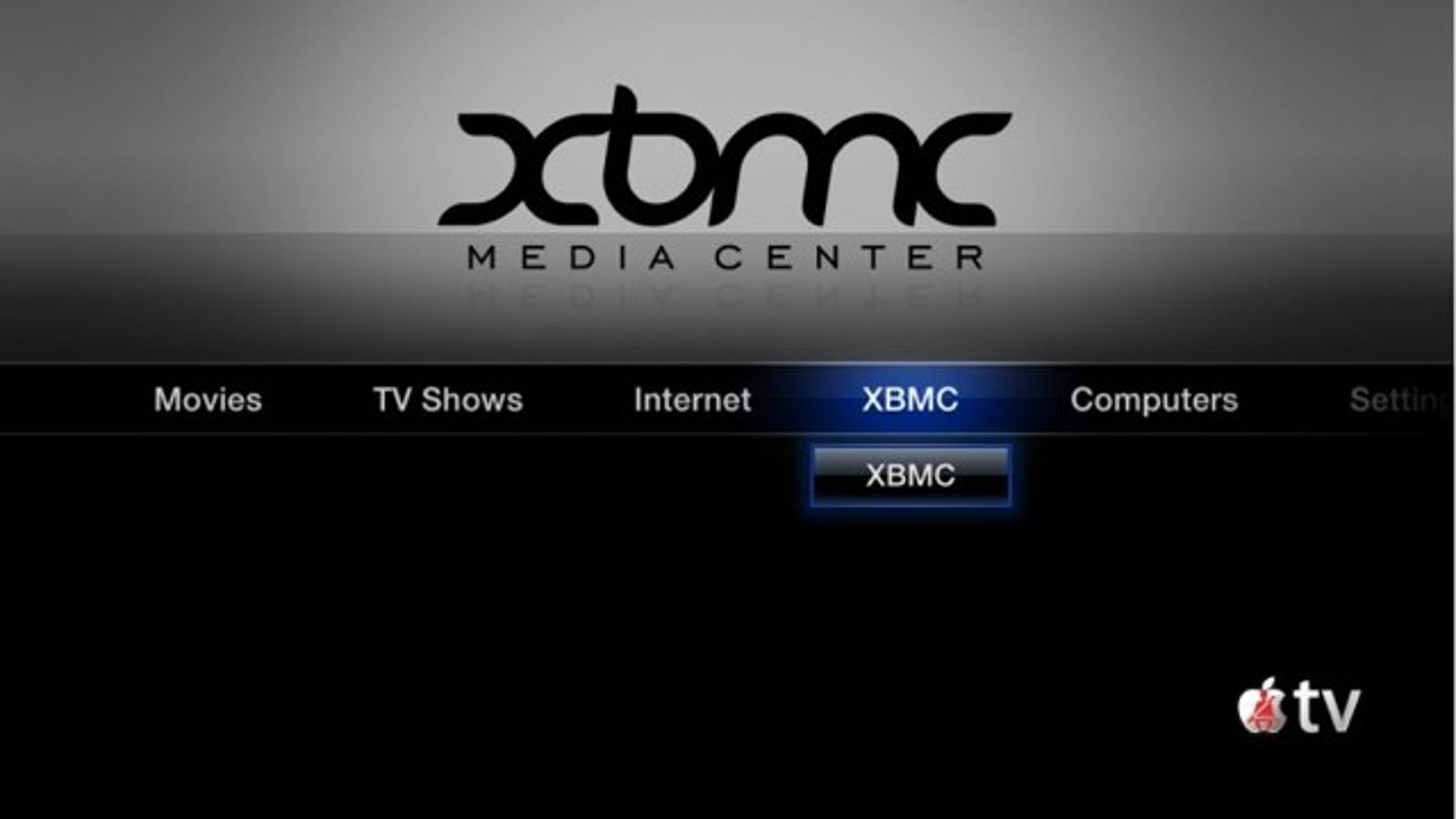 Install XBMC on the AppleTV 2