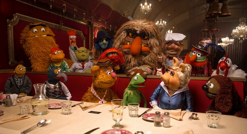 Illustration for article titled Muppets Most Wanted Is Fun, But Feels Oddly Dated