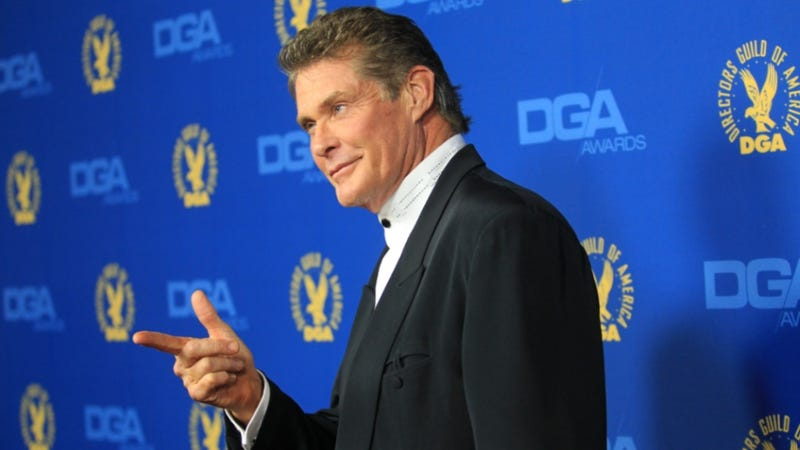Illustration for article titled David Hasselhoff: Hey Guys, Just Checking In