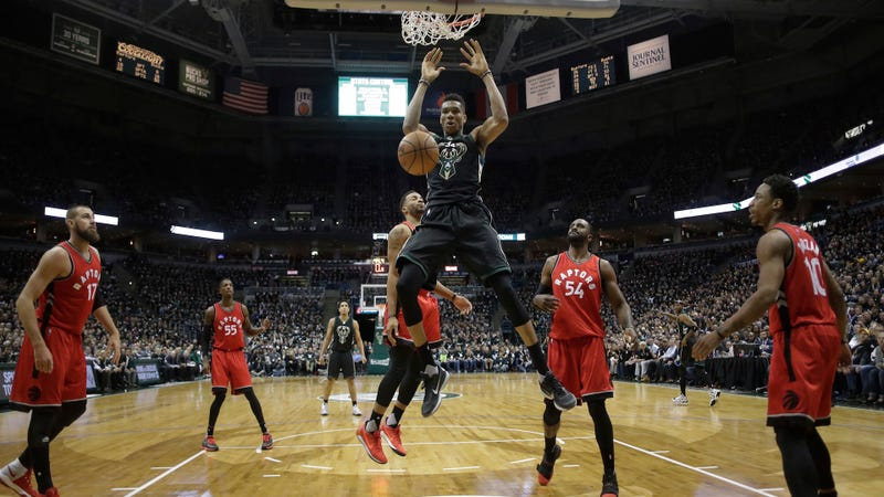 Raptors need to find another level in Milwaukee