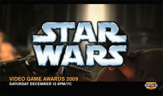 Illustration for article titled New Star Wars Game To Be Outed At VGAs
