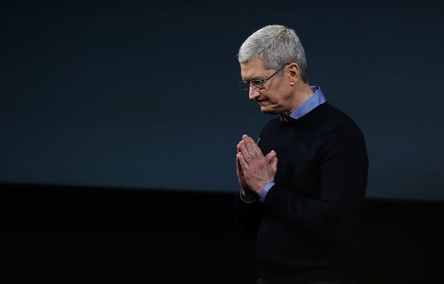 Big Tech CEOs Apparently Not Loving New Bills Seeking to Trust Bust Big Tech