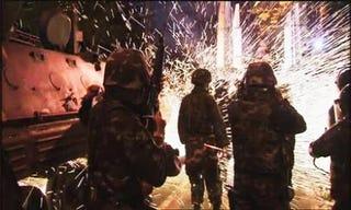 Illustration for article titled Reuters Cameraman Dies, Leaving Seven Minutes of Violent Footage Behind