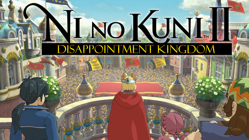 Illustration for article titled Ni No Kuni II ultimately failed to recapture that Studio Ghilbi magic