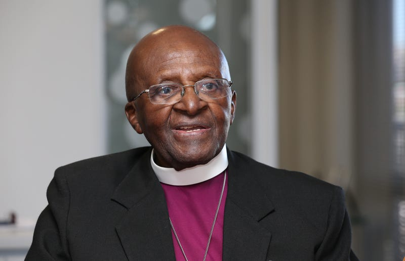 Archbishop Emeritus Desmond Tutu in 2015Chris Radburn-WPA Pool/Getty Images