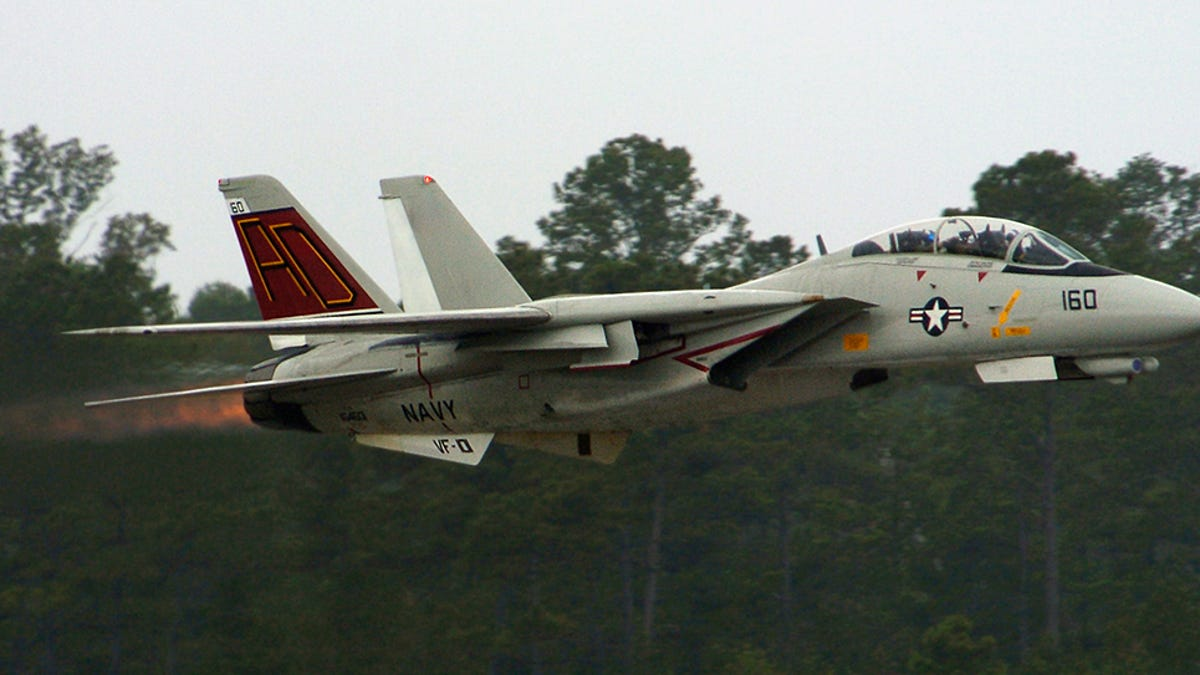 Relive The F-14 Tomcat Demo With Those Who Flew It Last Ten