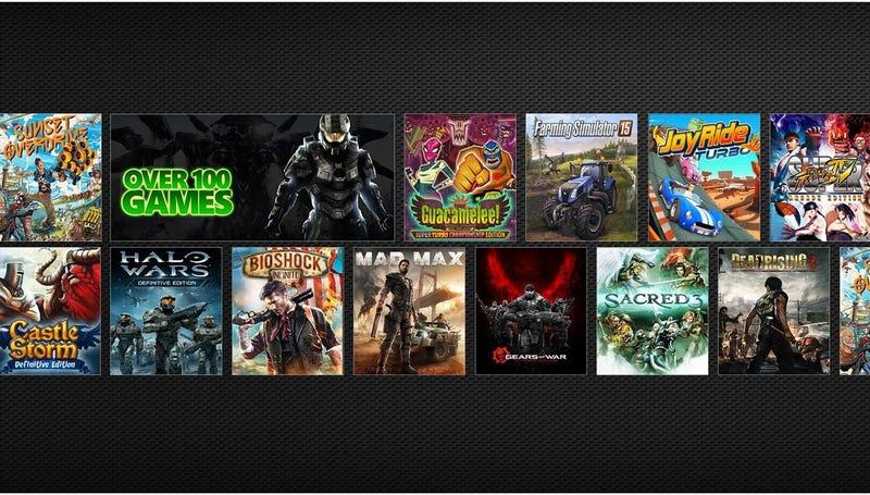 6 meses de Xbox Game Pass + 3 meses gratis | $60 | AmazonGráfico: Amazon