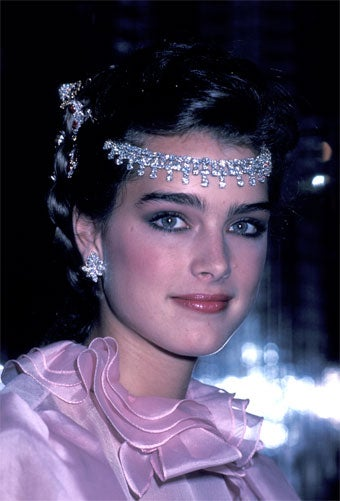 """Illustration for article titled American Apparel CEO: Brooke Shields' Eyebrows A Definite """"Yes"""""""