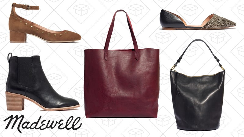 30% off bags and shoes