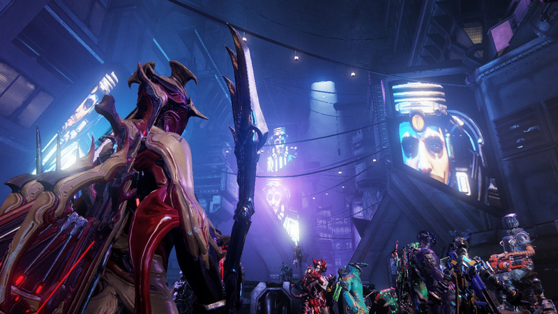Illustration for article titled Warframe's New Expansion Features Class Warfare