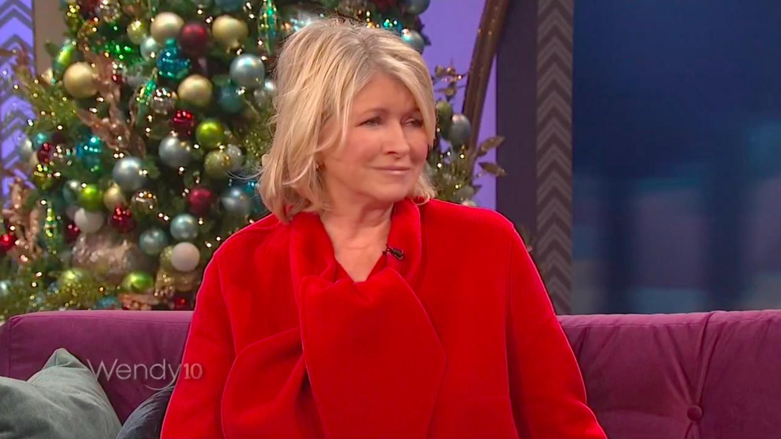 Martha Stewart Reviews Marijuana Edibles: 'They're Fine'