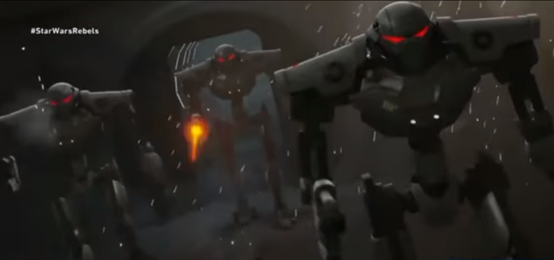 Illustration for article titled The Rebels Trailer had one more EU reference