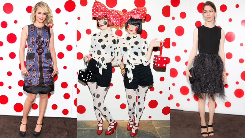 Illustration for article titled What to Wear to a Polka Dot Party