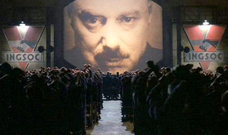 Illustration for article titled Paul Greengrass Will Bring Orwell's 1984 Back to the Big Screen