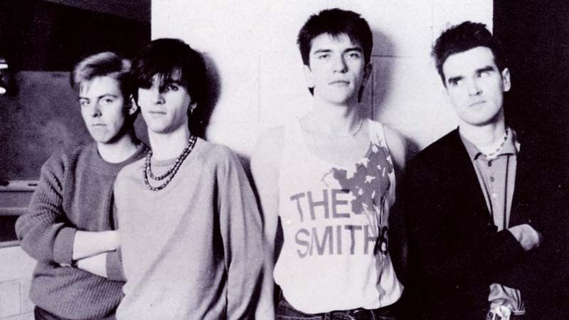 Illustration for article titled A crazy-early Smiths rehearsal tape just emerged