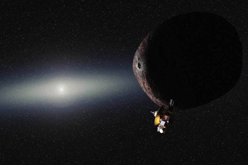 Illustration for article titled New Horizons is Officially Off to the Kuiper Belt!