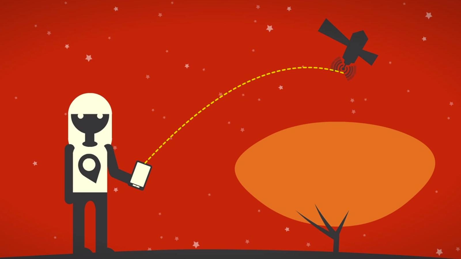 Cómo el GPS de tu móvil usa mecánica cuántica para localizarte