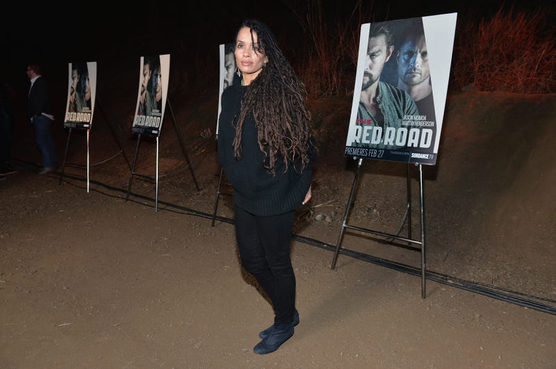 Lisa Bonet in 2014 in Los Angeles