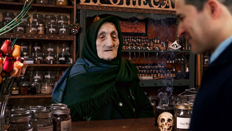 Illustration for article titled Mysterious Salem Shopkeeper Offers Seth Moulton Chance At Presidential Debate Stage But At A Terrible Cost