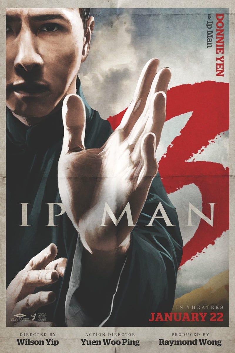 Download Ip Man 3 Full Movie
