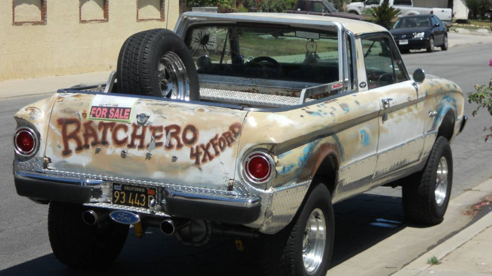At $6,800, Could This 1961 Ranger-chero Keep You Down On The Farm?