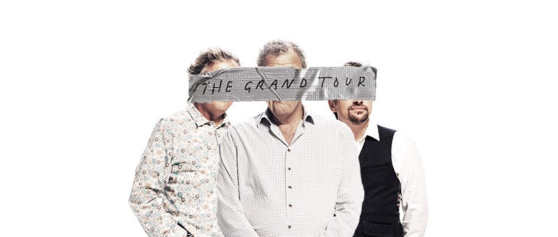 Illustration for article titled Clarkson, Hammond, And May'sThe Grand Tour Will Begin In Johannesburg