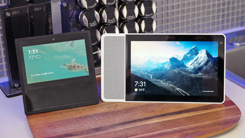 According to the Nikkei, Google will announce its own first-party smart speaker with a screen later this year to compete with Amazon's Echo Show and the Lenovo Smart Display, which is already powered by a Google OS.
