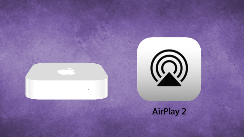 Illustration for article titled How to Stream Music via AirPlay 2 on Your Old-school Airport Express