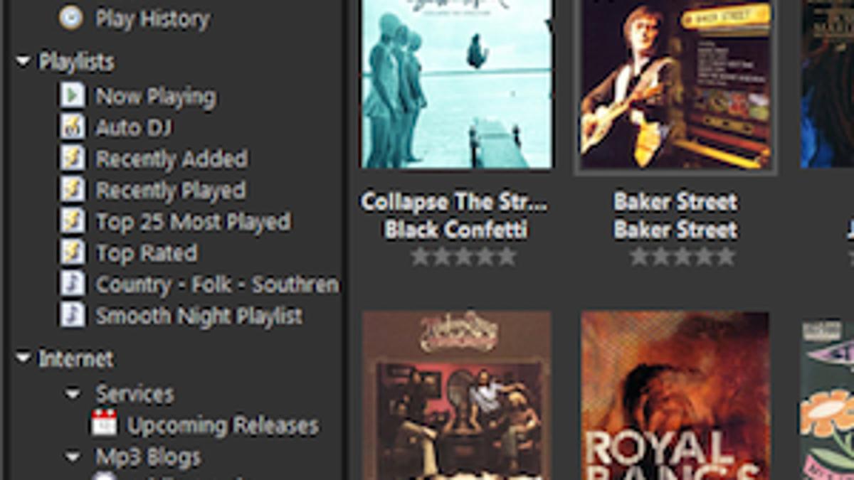 Five Best Desktop Music Players